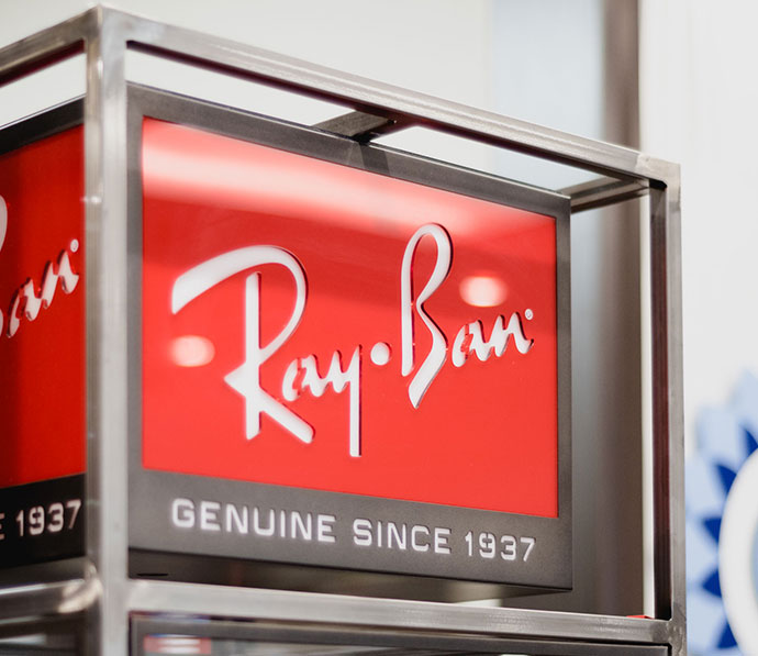 Ray Ban at Inova Eye Care