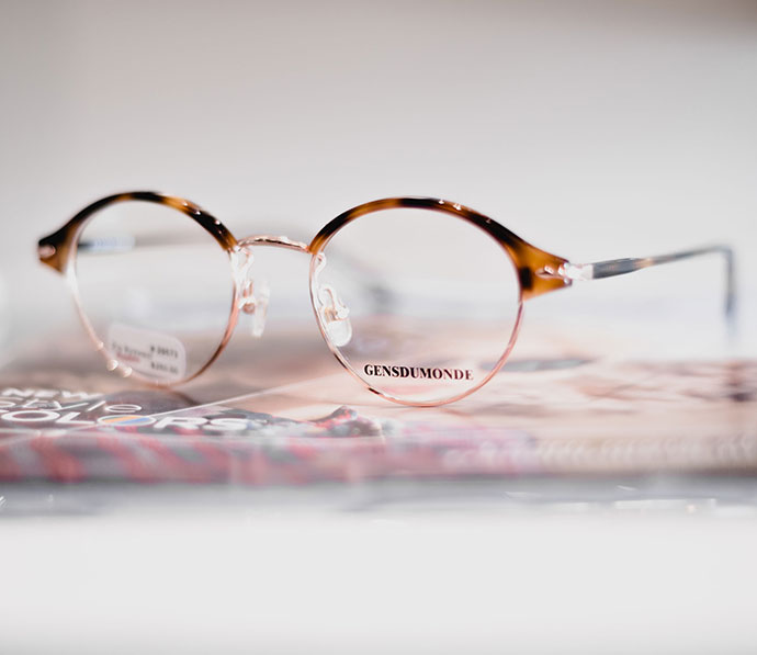 Eyeglass at Inova Eye Care